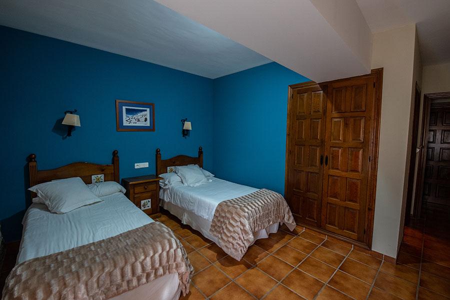 Hotel La Vega cama doble
