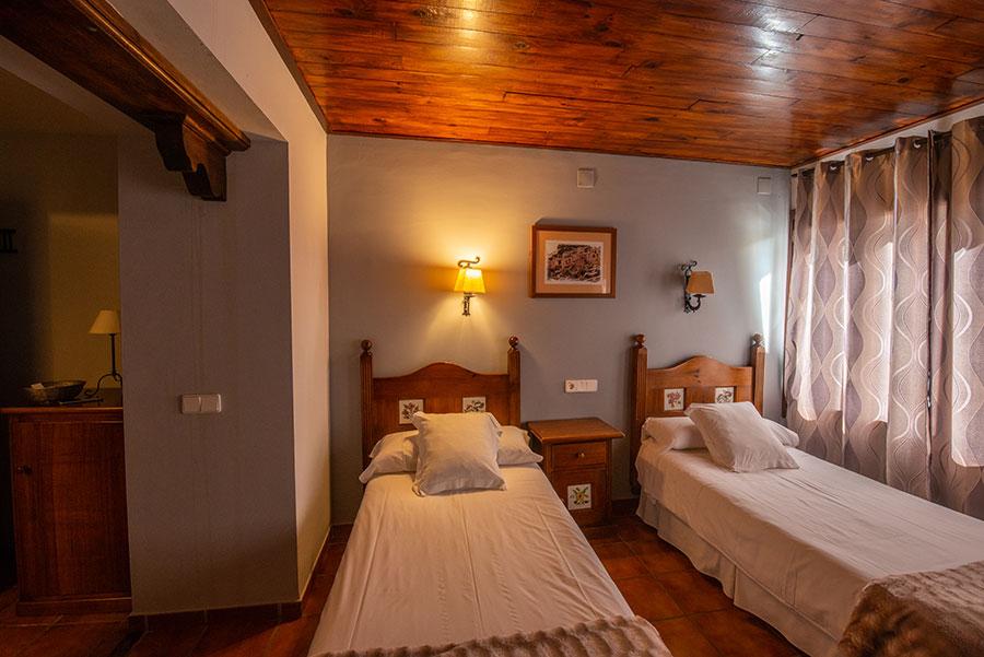 Hotel La Vega doble twin
