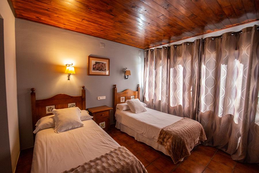Hotel La Vega doble twin 2