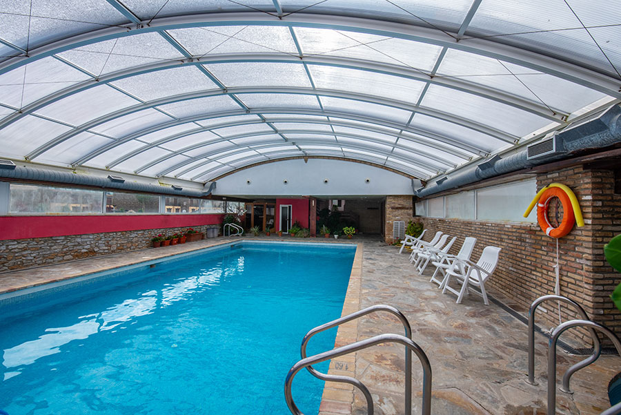 Hotel La Vega piscina